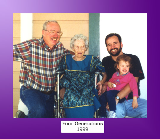 Four Generations 1999